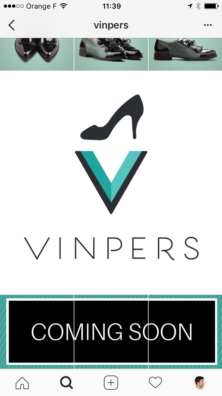 Bekomer Instagram Vinpers