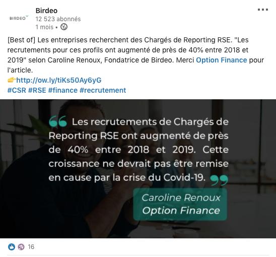 Bekomer_Birdeo_LinkedIn_Finance_RSE