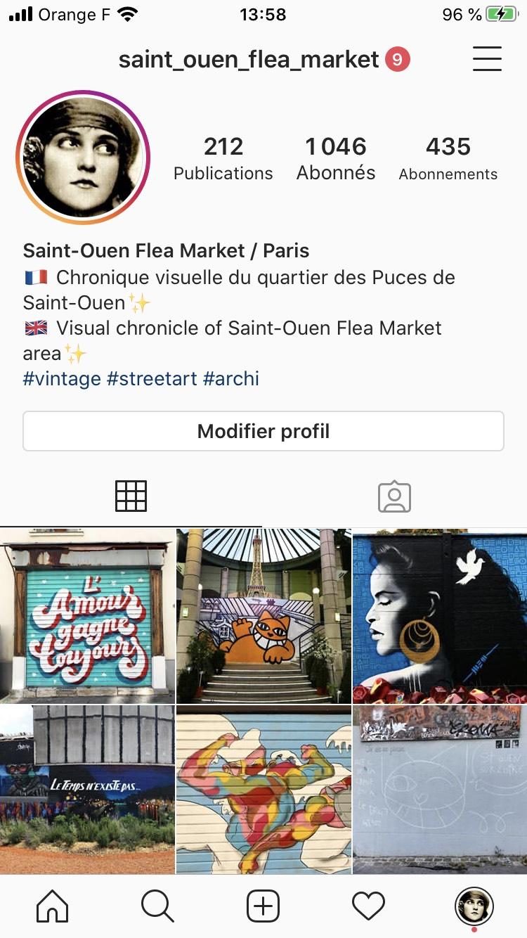 Bekomer Saint Ouen Flea Market